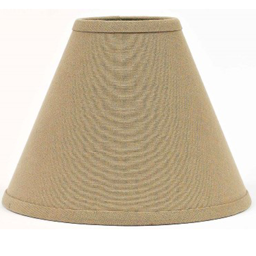 "Bradford Lampshade Oat 14"" Washer"