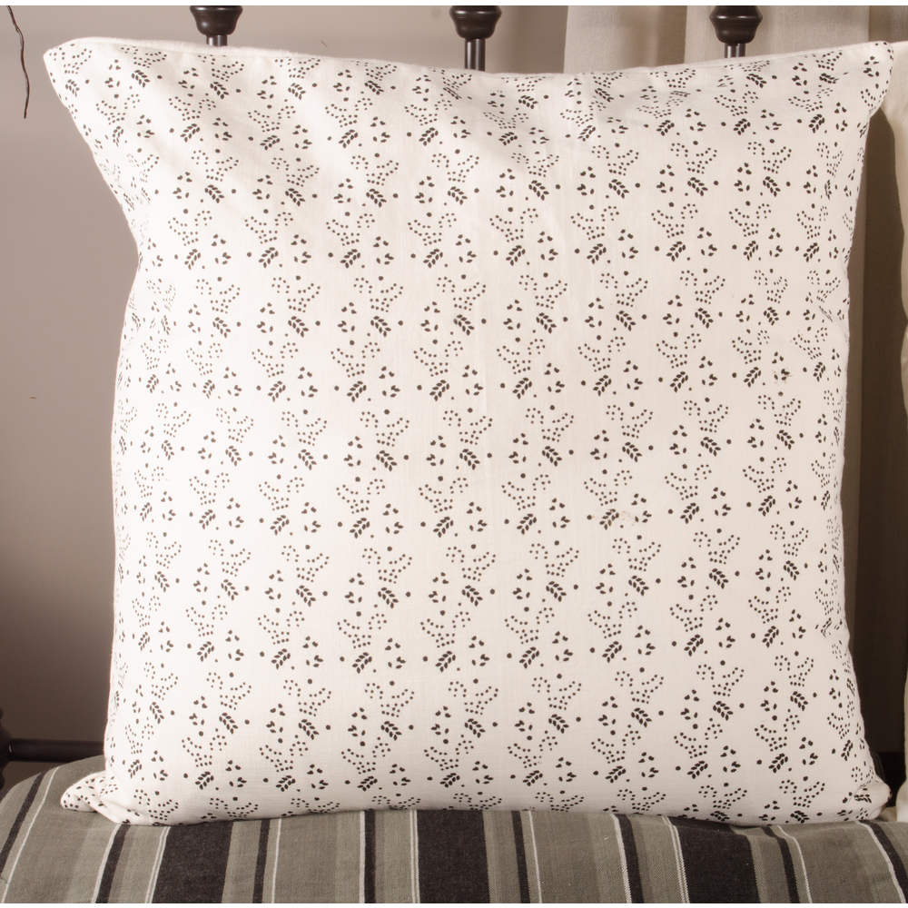 Farm House Euro Sham Euro Sham Cream