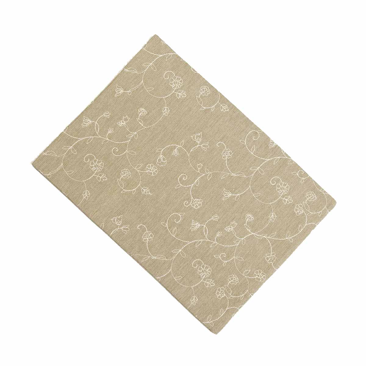 Candlewicking Placemat Taupe