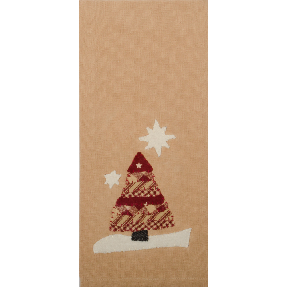 Chilly Tree Towel Nutmeg