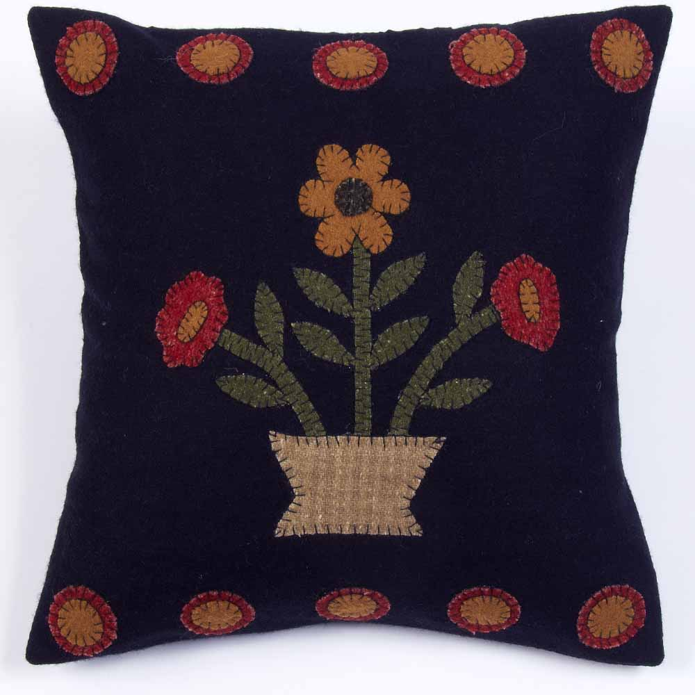 Blooms Pillow