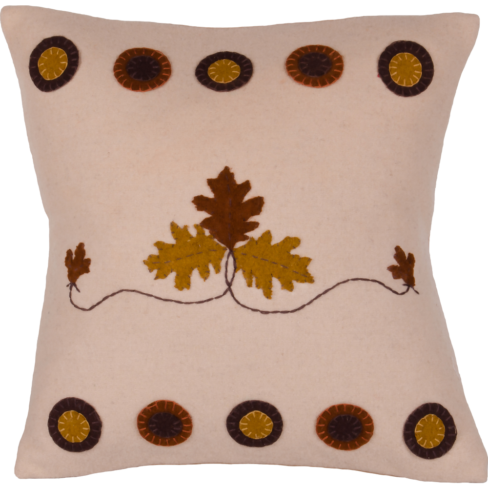 Fall Medley Nutmeg Pillow