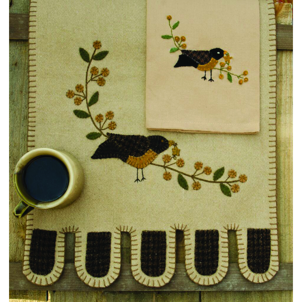 Fall Is Here Table Runner