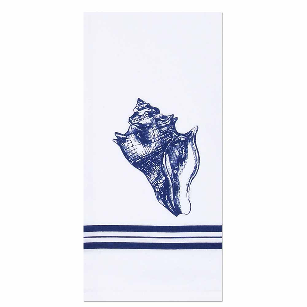 Conch Shell Towel
